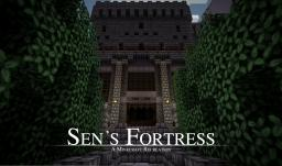 Sen's Fortress - A Dark Souls-Minecraft Re-Creation Minecraft Map & Project