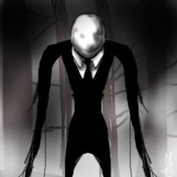 Slender(complete) A creepy Pasta Minecraft