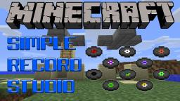 Simple Record Project Minecraft