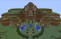 Dirt House Minecraft Map & Project