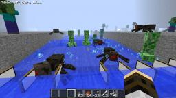 Mob Spawner and Killer Minecraft Map & Project