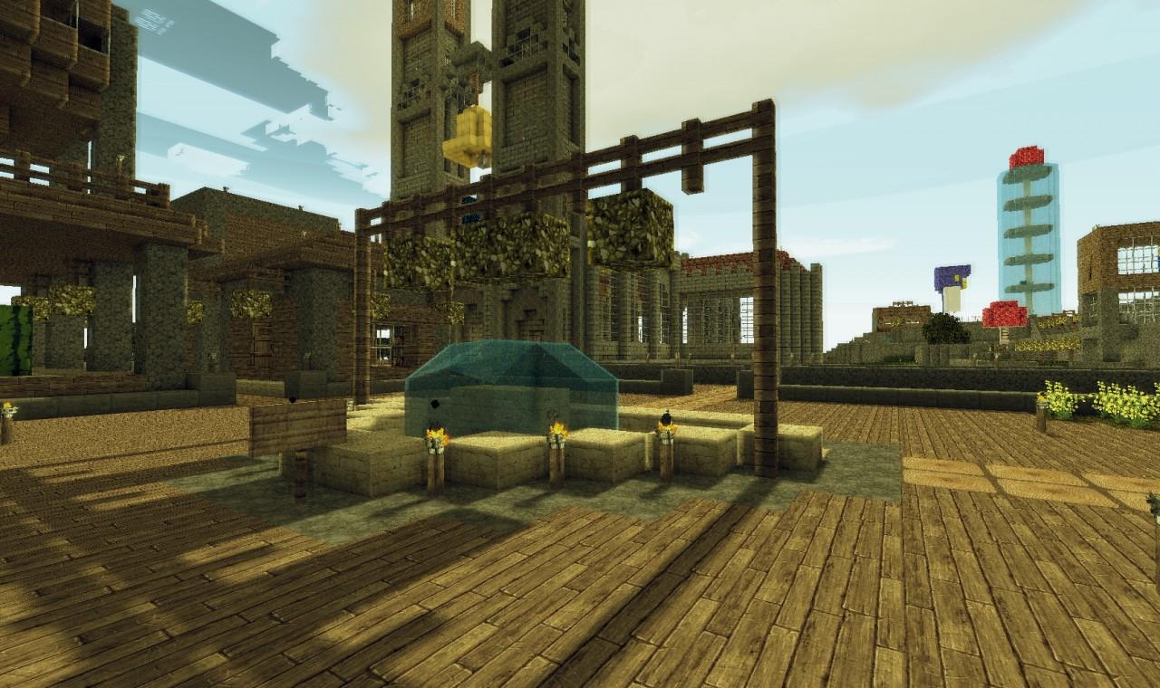 [256x] Cyberghostde's HD Texture Pack (1.9.2) v1 Minecraft ...