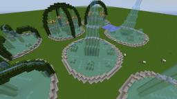 Park Fountain Minecraft Map & Project