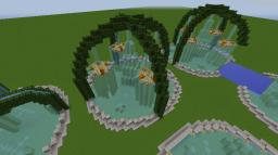 Round Fountain Minecraft Map & Project