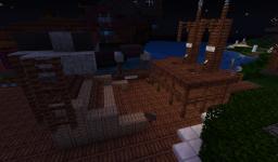 """Sterk Island"" Gallow Minecraft Map & Project"