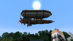 The Sky Hawk Minecraft Map & Project