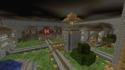 Underground City - Tronjheim v1 Minecraft Map & Project