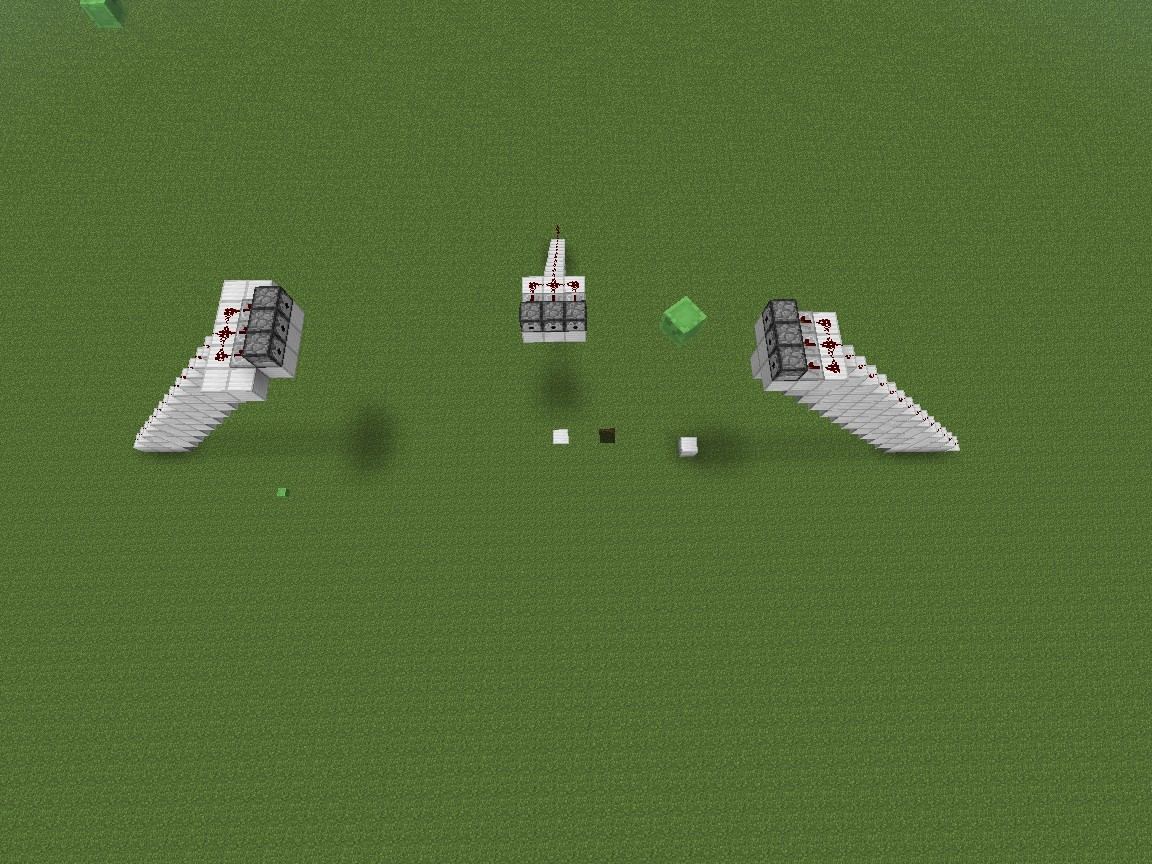 First stage mob system