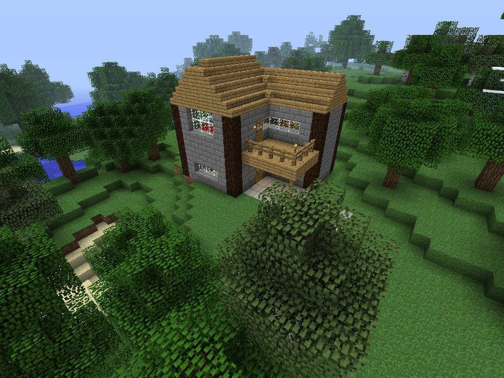 The Gallery For Minecraft Blueprints Xbox 360