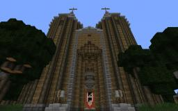 Project Lonemire - Windhaven Cathedral Minecraft Map & Project