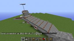 butkicker402's RFS [soon to be named] BATTLE CRUISER Minecraft