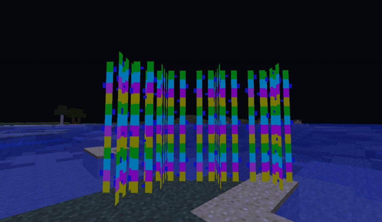 Rainbow Craft Minecraft