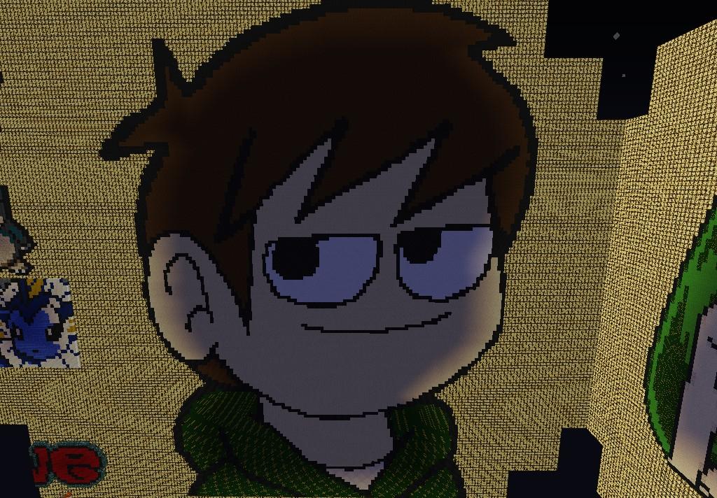 Edd Gould Pixel Art Eddsworld Minecraft Project