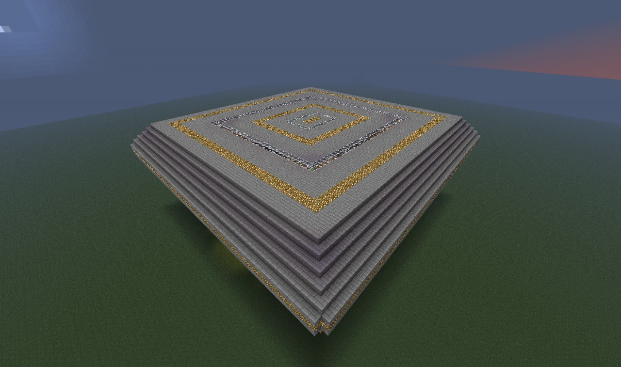 Rodeo Arena Minecraft Project