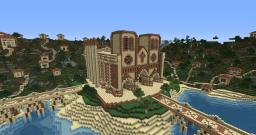 Aqua Lignum Minecraft Map & Project