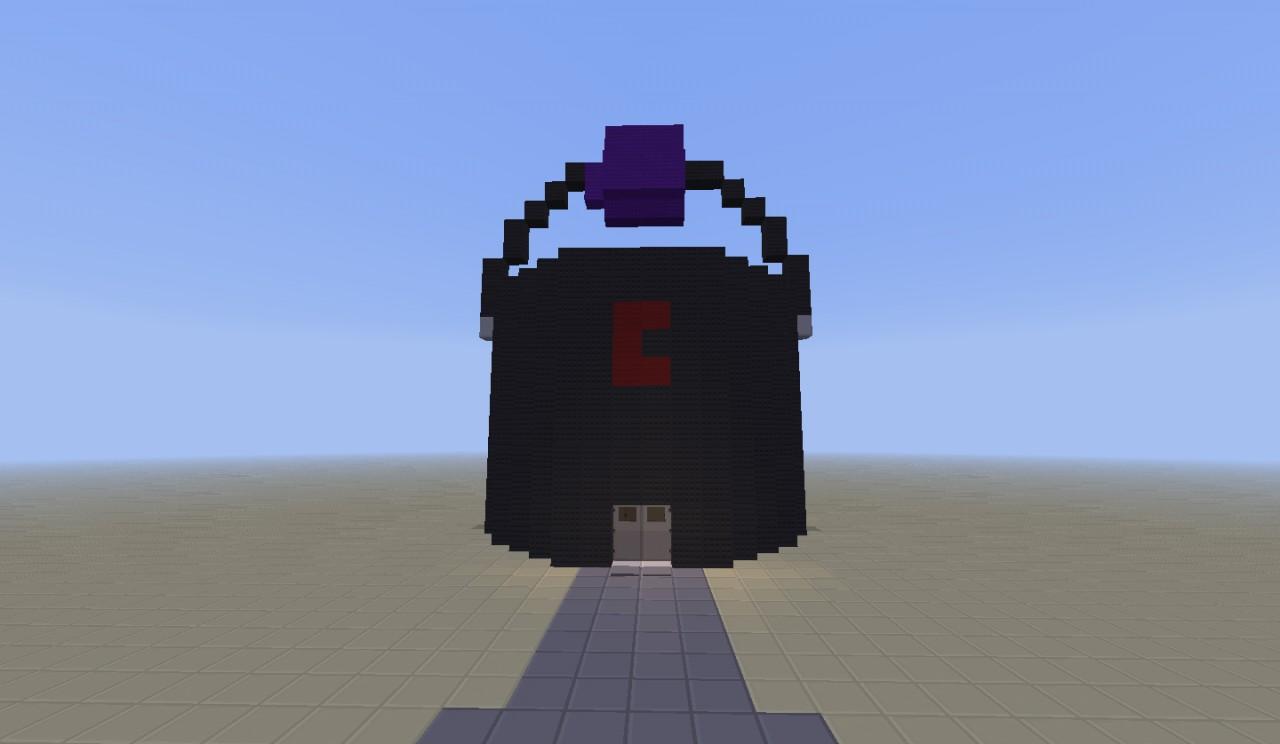 bikini bottom minecraft project