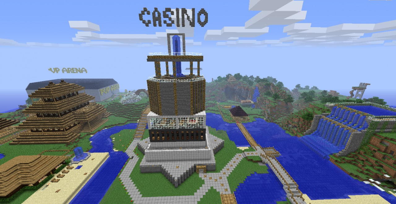 casino hvor der er en startkapital