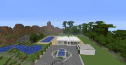 Luxury Villa Minecraft Project