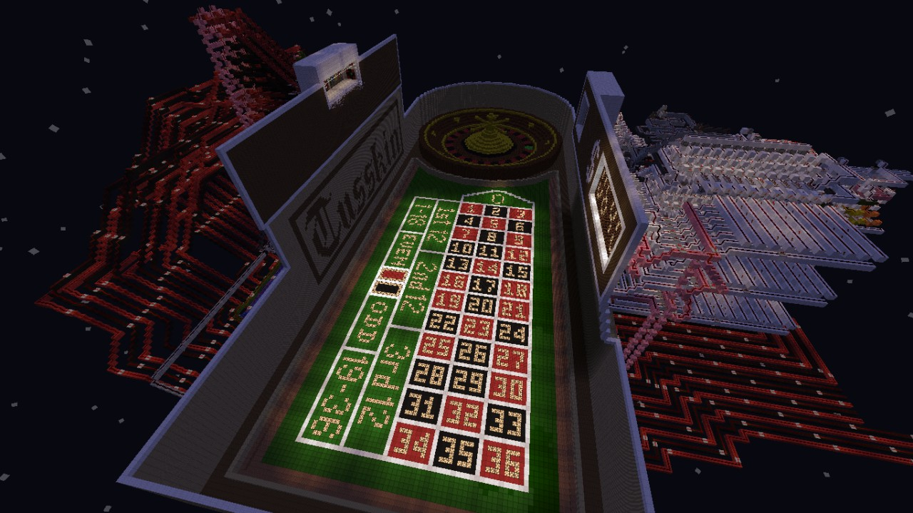 Roulette wheel minecraft mod x8 card in x16 slot