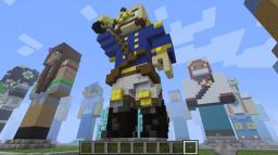 Colonel Kilbourne at YouAreMinecraft Minecraft