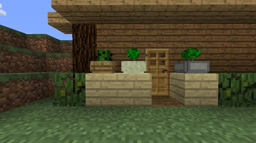 WIP X39s Decoration Mod Minecraft Mod
