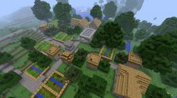 MoreVillages Mod [1.2.5] [SMP] Minecraft Mod