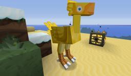 Sphax Addon - ChocoCraft - 128x Minecraft Texture Pack