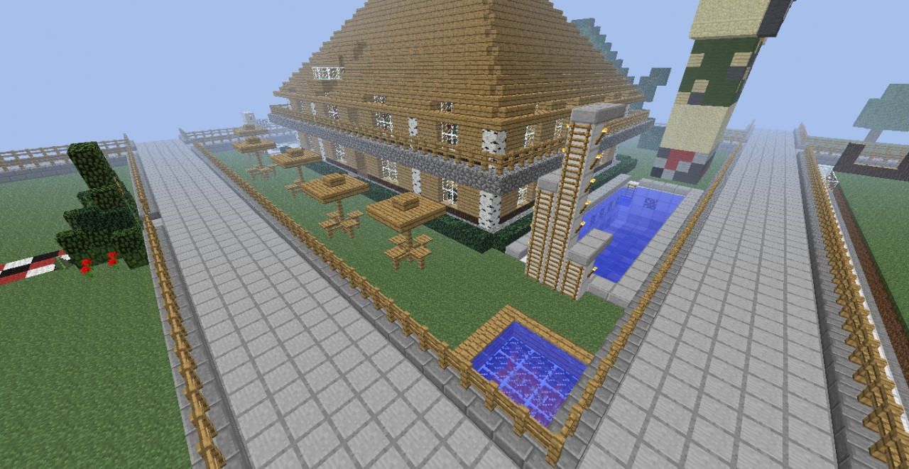 Minecraft mansion minecraft project for Show pool post expert ng best forum