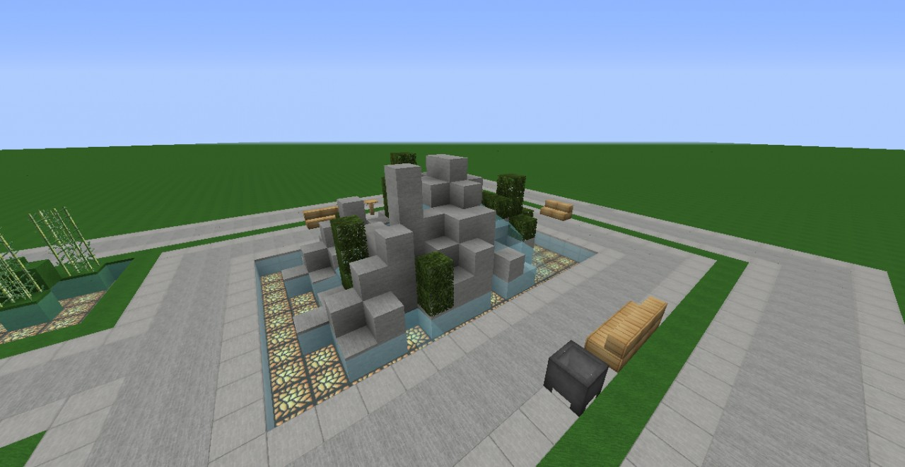 zen garden 2 diamonds - Japanese Zen Garden Minecraft