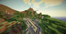Minecraft Temple run Minecraft Map & Project