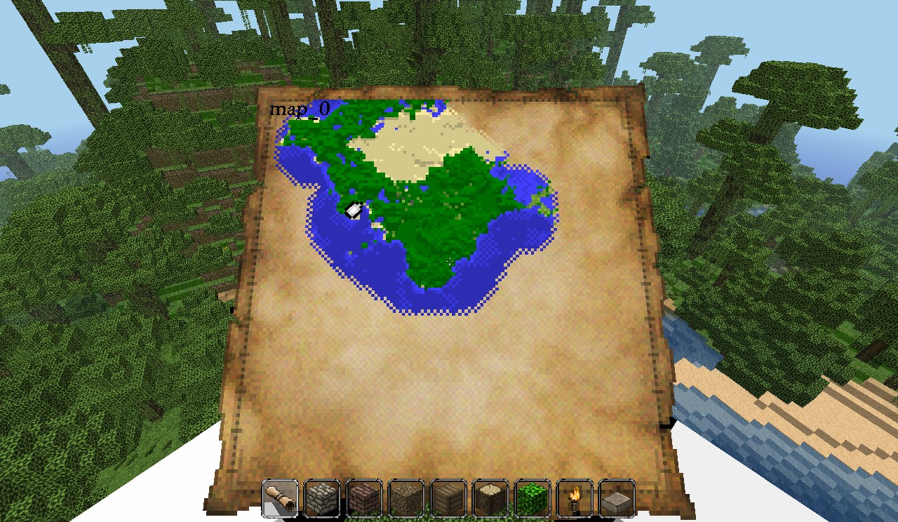 Amazon rainforest minecraft project the forest gumiabroncs Choice Image