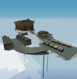 Greek Gods Home Minecraft Map & Project