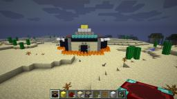 UnGriefable Fortress Minecraft Map & Project
