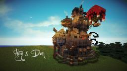 Fantasy House v1 (Hog'ss Den)