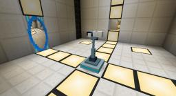 Portal - The Escape - 1.4.4 (Still Beta Version) Minecraft Project