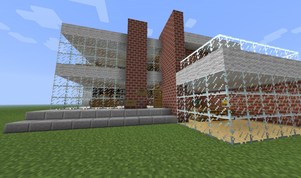 The best home ever d minecraft project for Best housing projects