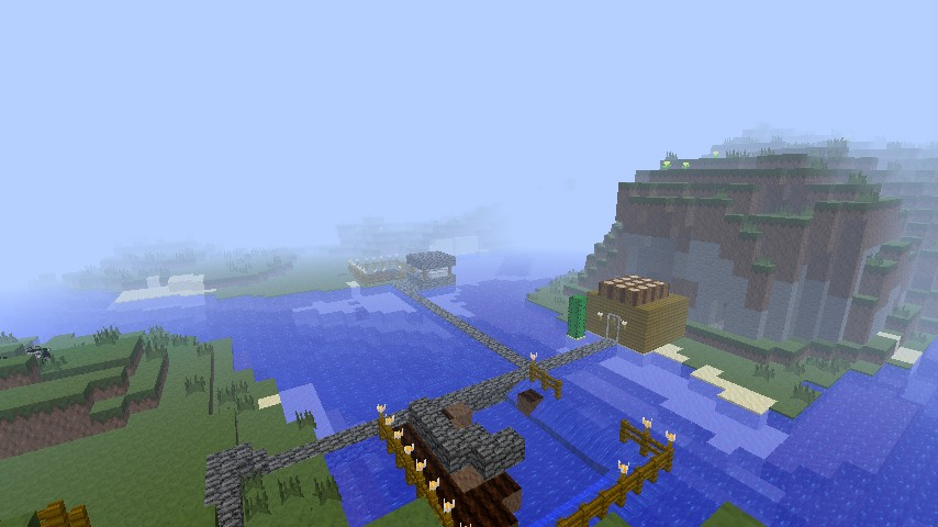 Bugged (1.3.1) 16x Zombica's RPG Texture Pack Minecraft Texture Pack