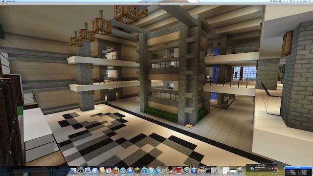 Payton High School Magneta Minecraft Project