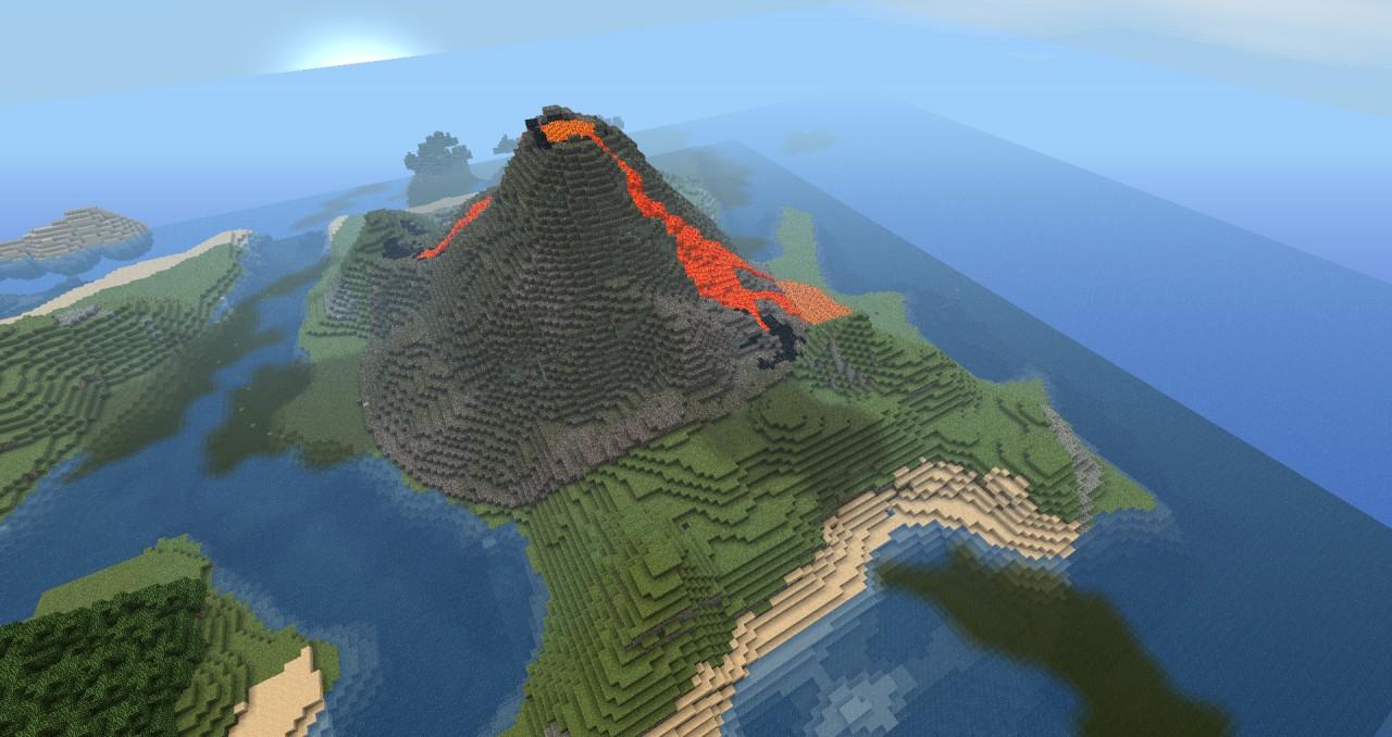 Island Map Minecraft