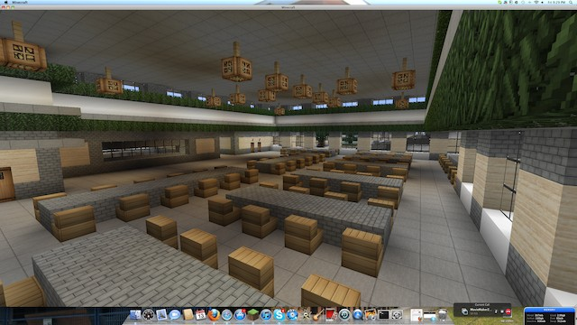 Payton High School Magneta Minecraft Project