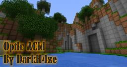 Optic ACid Texture Pack (Speeds Up MineCraft) Minecraft Texture Pack