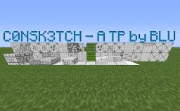 ConSketch - A Hand Drawn, Sketchy TP [WIP] Minecraft Texture Pack