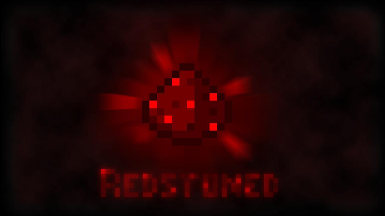 Most Inspiring Wallpaper Minecraft Red - Redstoned-background-2_1990137  Gallery_463097.jpg