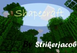 Shapecraft 128x (Cartoon Texture Pack)