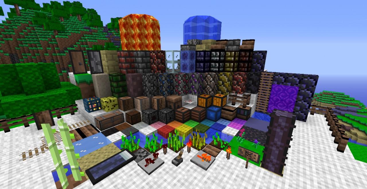 texturen pack minecraft 1.2.5