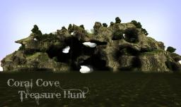 Custom Terrain: Coral Cove Treasure Hunt Minecraft Map & Project
