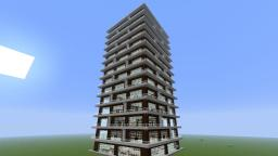 Modern Apartment Project #2 Minecraft Map & Project