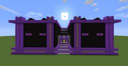 Ender-cinema Minecraft Map & Project