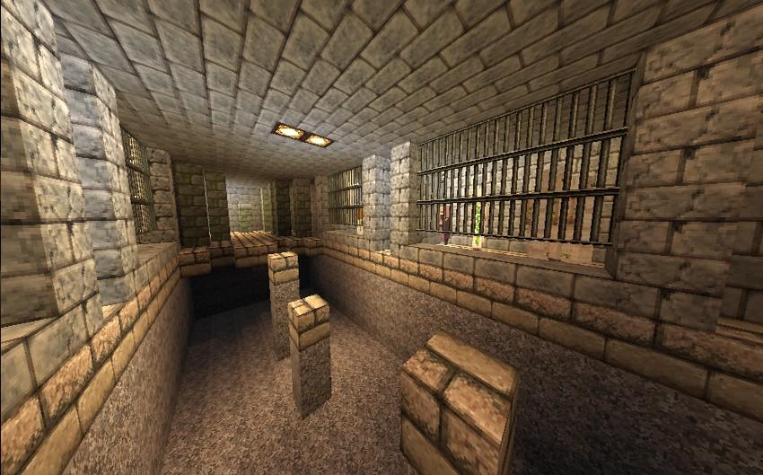 Golem jail