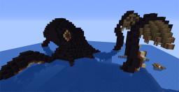 Creatures: The Kraken Minecraft Project